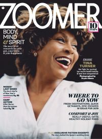 November 30, 2018 issue of Zoomer Magazine