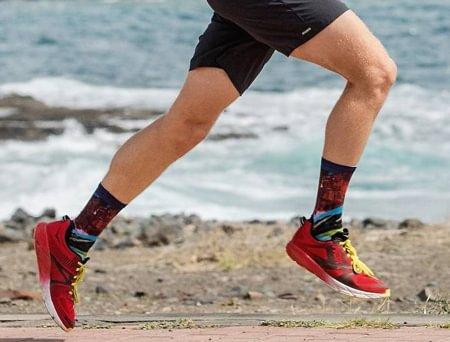 Wie flexibel sind Ihre Füße?