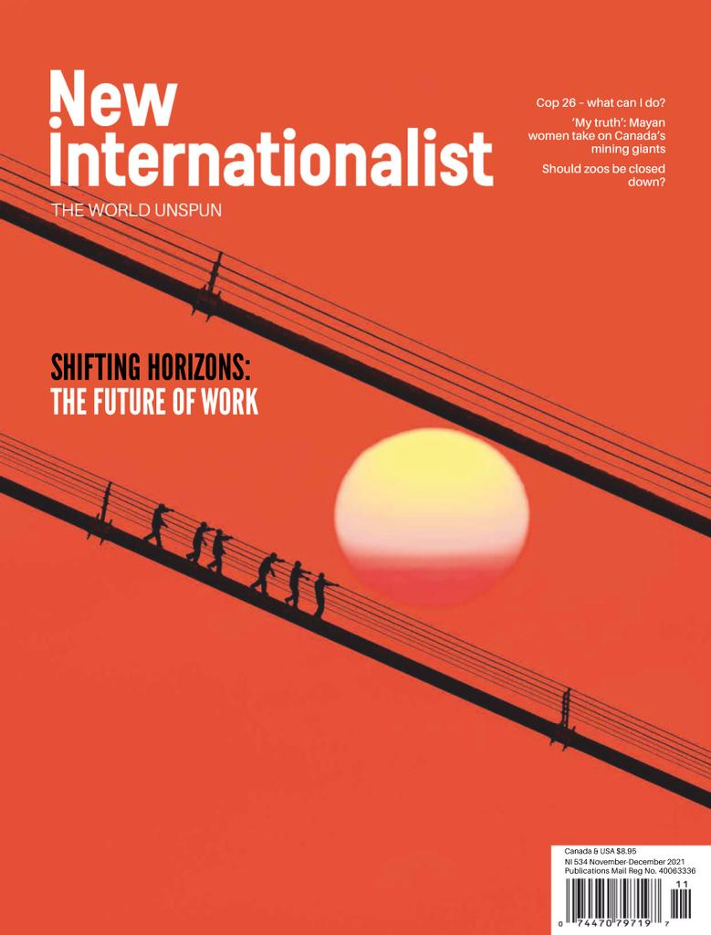 New Internationalist - Subscription Subscriptions