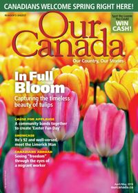 April 01, 2018 issue of Our Canada