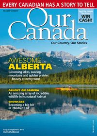 July 31, 2018 issue of Our Canada