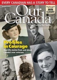 September 30, 2018 issue of Our Canada
