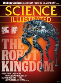 April 01, 2013 issue of Science Illustrated