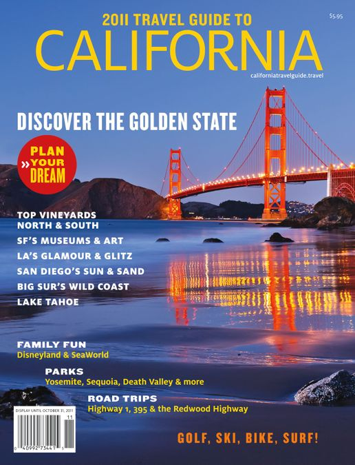 Travel Guide to California