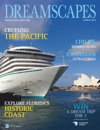March 21, 2019 issue of Dreamscapes Travel & Lifestyle Magazine