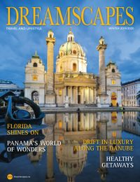 November 01, 2019 issue of Dreamscapes Travel & Lifestyle Magazine