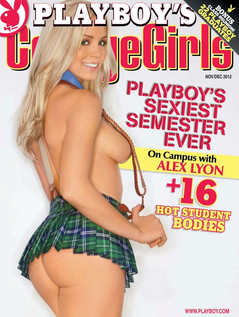 PLAYBOY'S College Girls - Issue Subscriptions