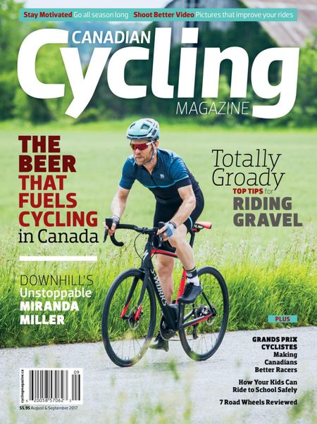 Buy August September 2017 - Canadian Cycling Magazine 29273d336