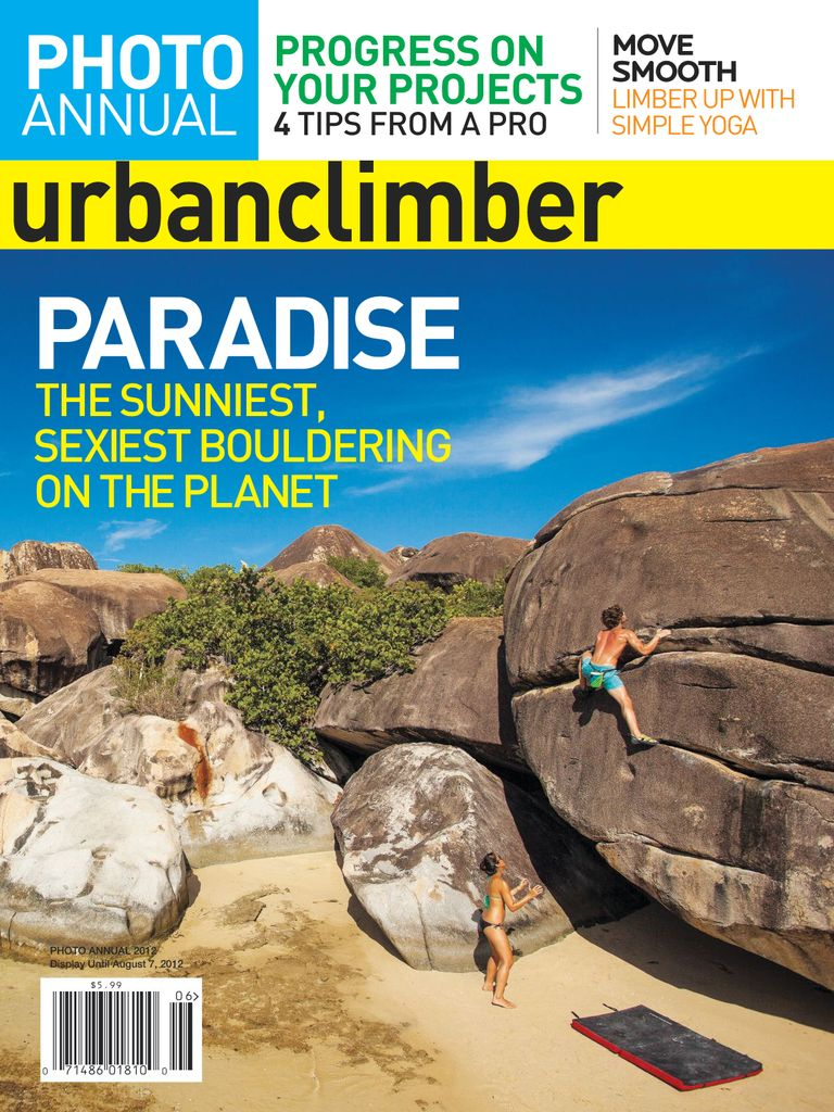 Urban Climber - Issue Subscriptions