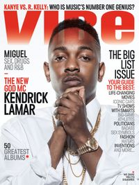 May 01, 2013 issue of Vibe Magazine