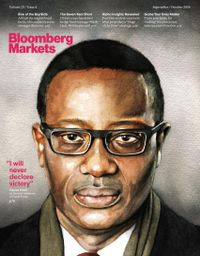 Back issues of Bloomberg Markets Magazine