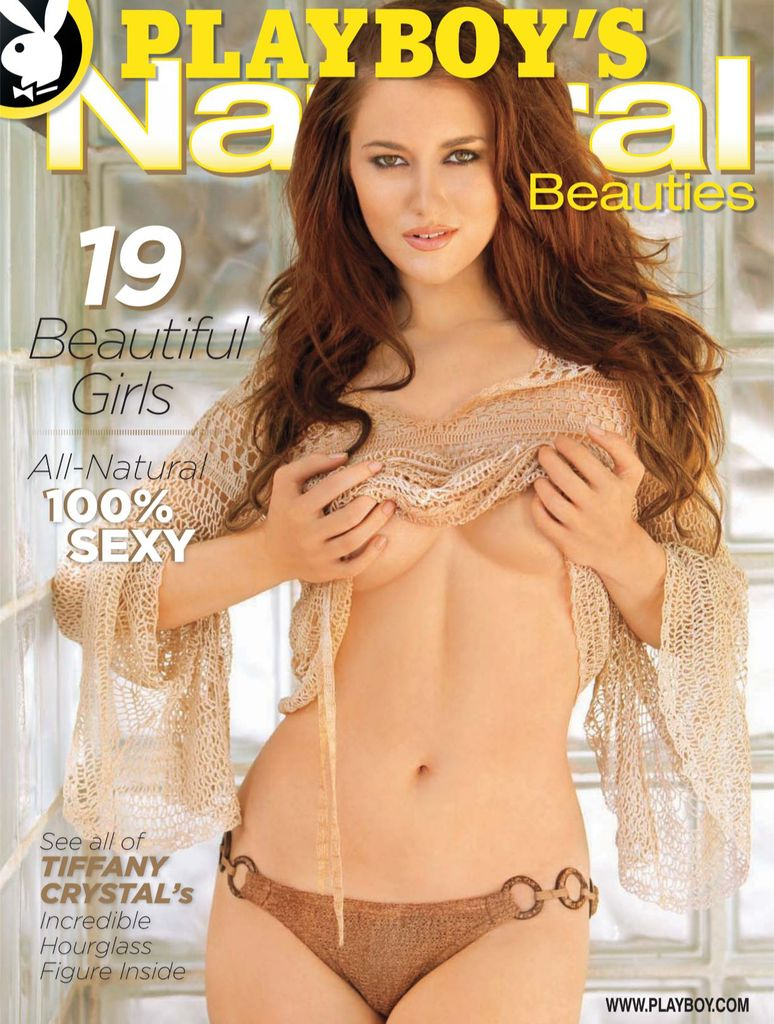 PLAYBOY'S Natural Beauties - Issue Subscriptions