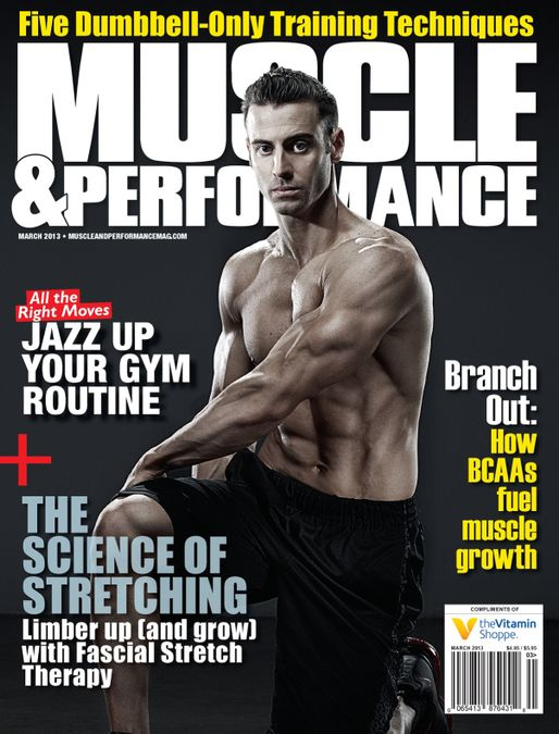 Muscle & Performance Magazine
