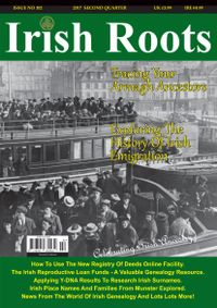 April 01, 2017 issue of Irish Roots Magazine