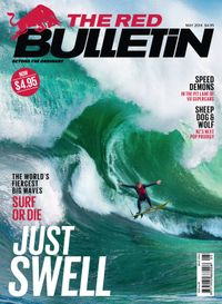 May 01, 2014 issue of The Red Bulletin New Zealand
