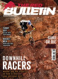May 01, 2014 issue of The Red Bulletin Ireland