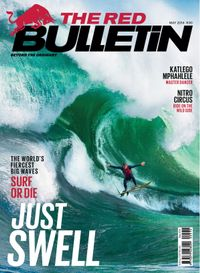 May 01, 2014 issue of The Red Bulletin South Africa