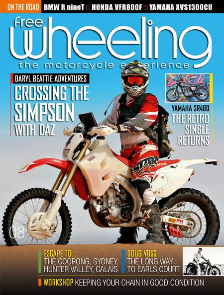 buy issue 08 free wheeling