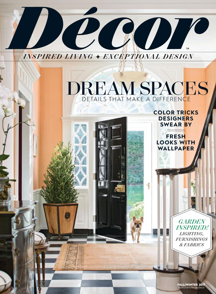 Decor - Issue Subscriptions
