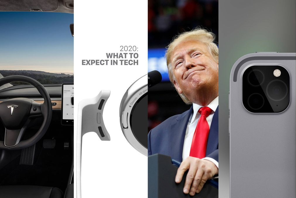 2020: WHAT TO EXPECT IN TECH