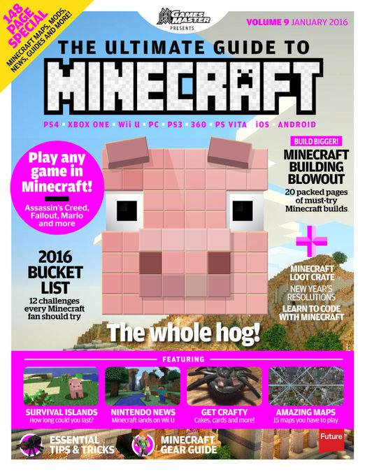 The Ultimate Guide to Minecraft!