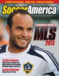 March 01, 2013 issue of Soccer America