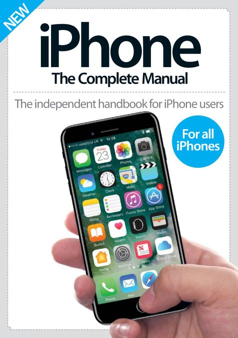 iPhone: The Complete Manual (A5)
