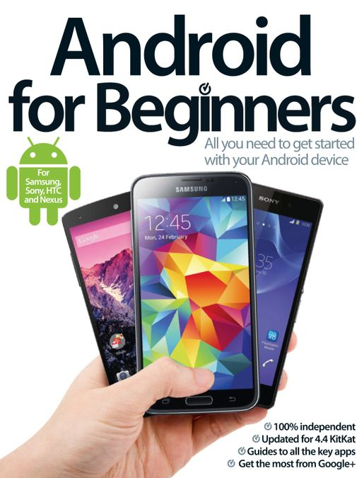 Android for Beginners Revised Edition