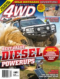 April 23, 2019 issue of Australian 4WD Action