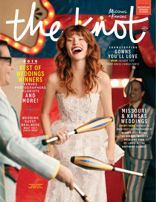 The Knot Missouri & Kansas Weddings Magazine