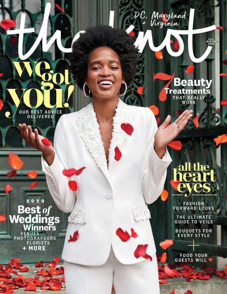The Knot DC & Maryland Weddings Magazine