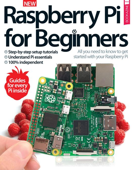Raspberry Pi for Beginners