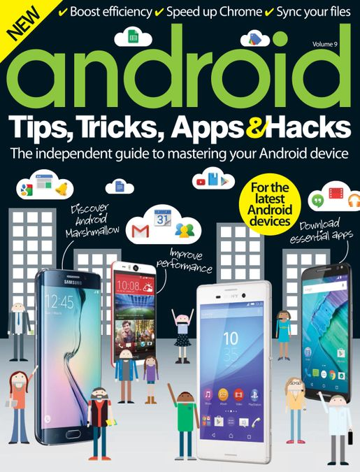 Android Tips, Tricks, Apps & Hacks
