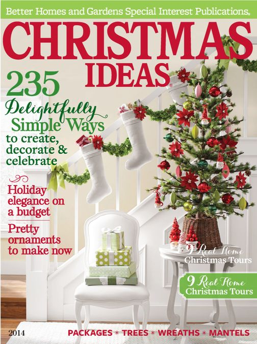 BH&G Christmas Ideas