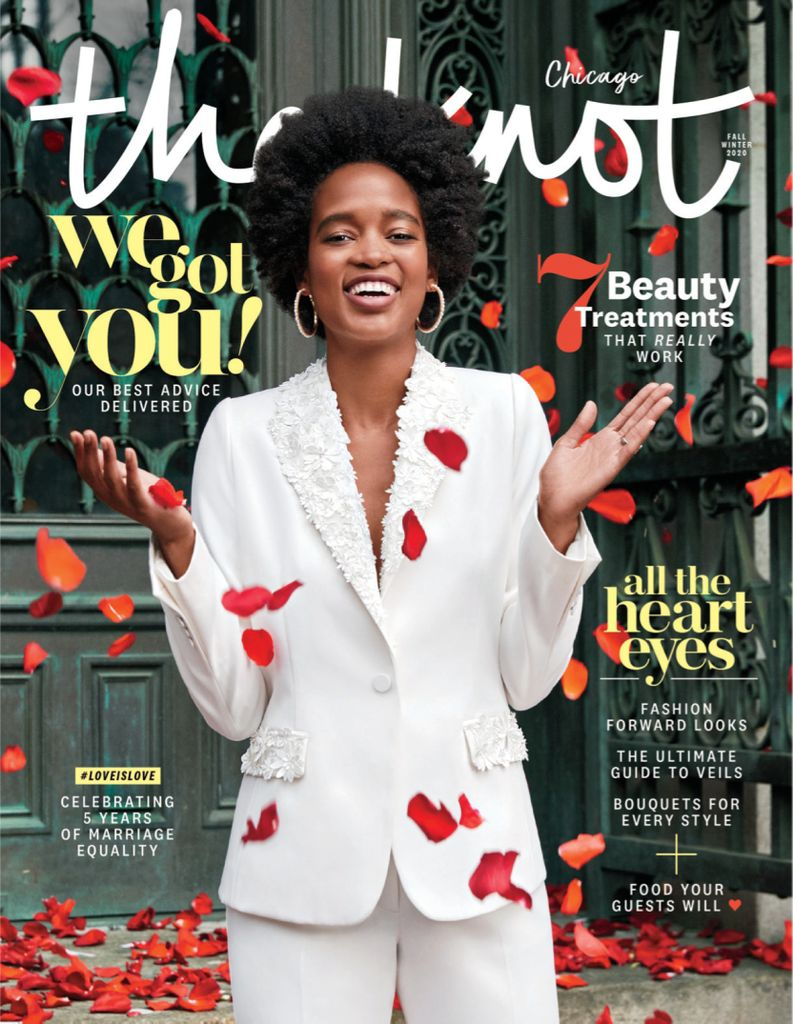 The Knot Chicago Weddings Magazine