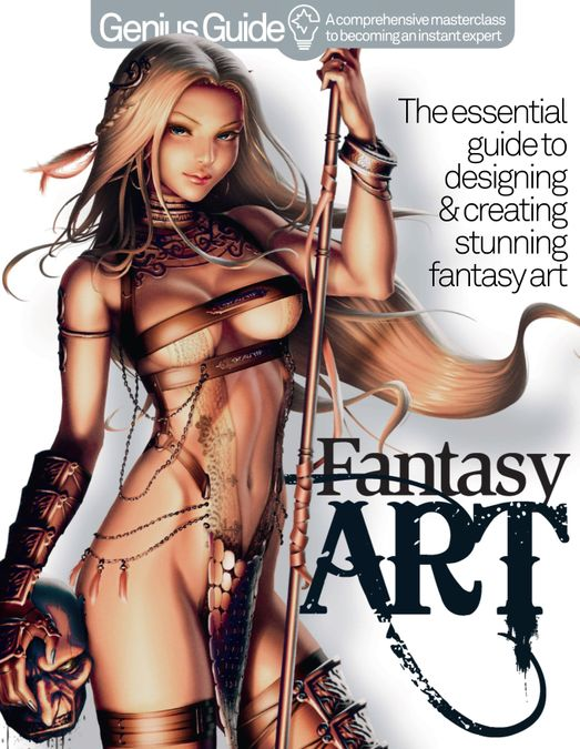 Fantasy Art Genius Guide