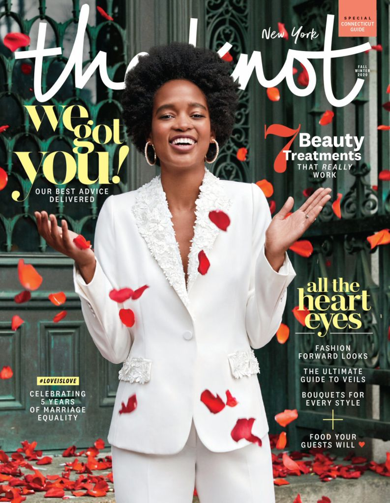 The Knot New York Metro Weddings Magazine