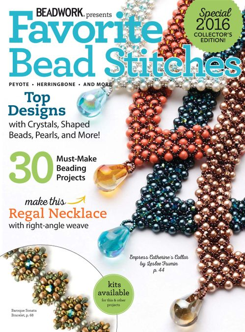 Favorite Bead Stitches