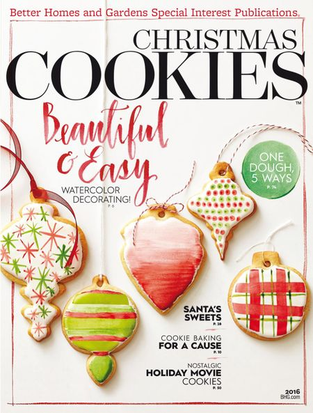 Christmas Cookies Subscription