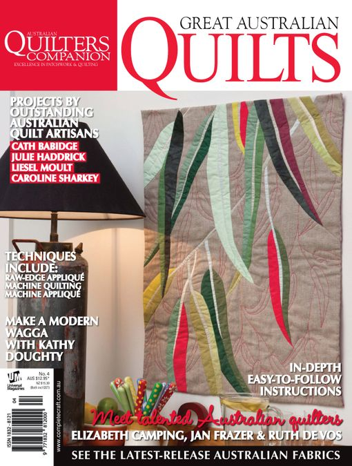 Great Australian Quilts