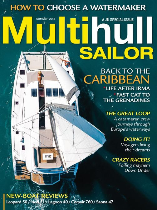 Multihull Sailor