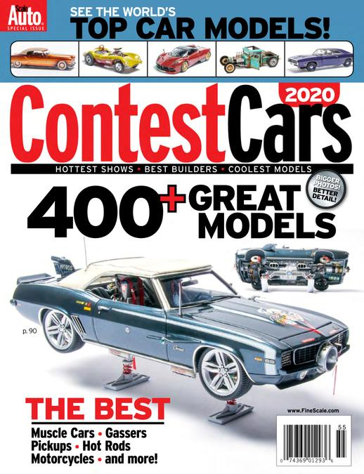 Contest Cars