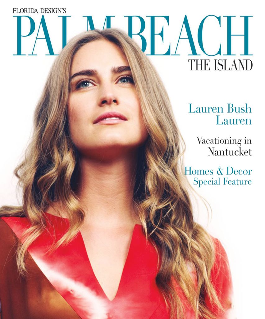 Florida Design's PALM BEACH THE ISLAND - Issue Subscriptions
