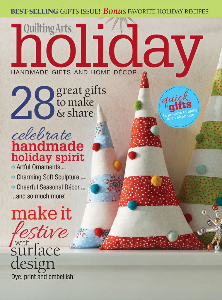 Quilting Arts Holiday - Issue Subscriptions