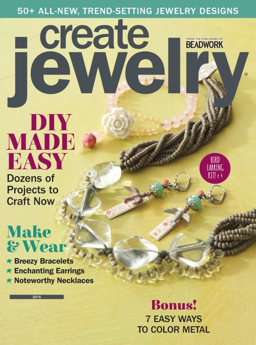 Create Jewelry: 101 All-New Designs
