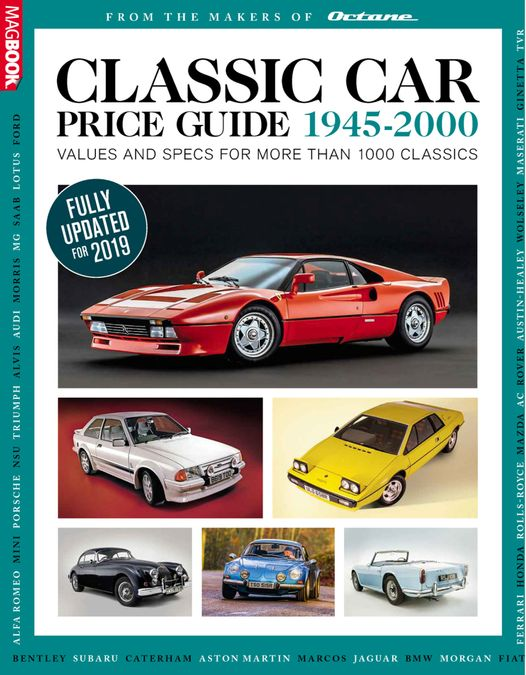 Classic Car Price Guide