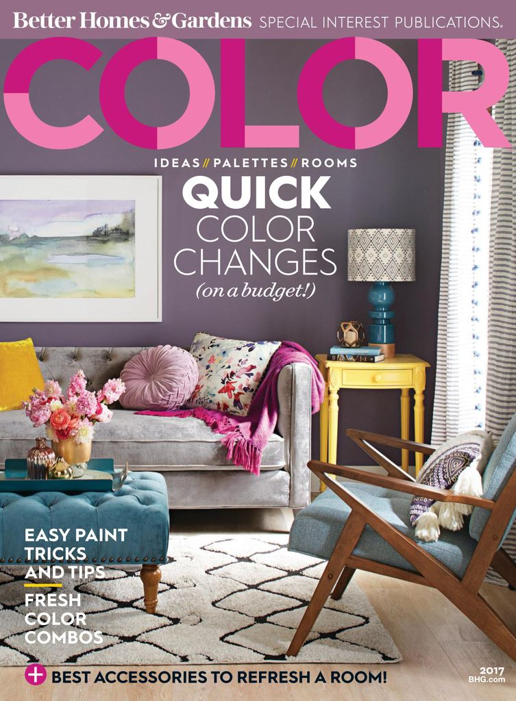 Color Made Easy - Issue Subscriptions