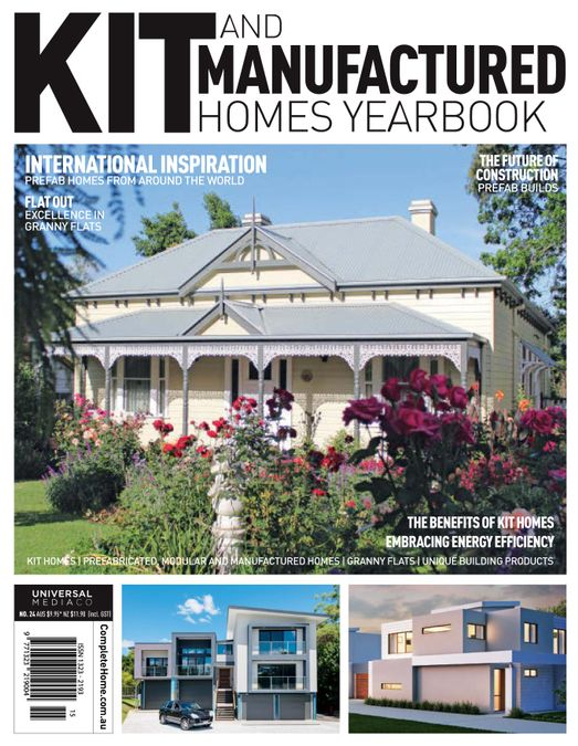 Kit Homes Yearbook