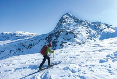 Ski tour guidelines TO PRESERVE backcountry access