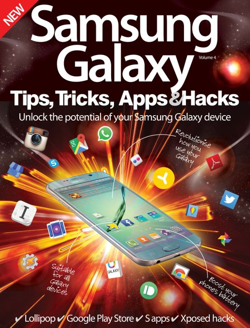 Samsung Galaxy Tips, Tricks, Apps & Hacks